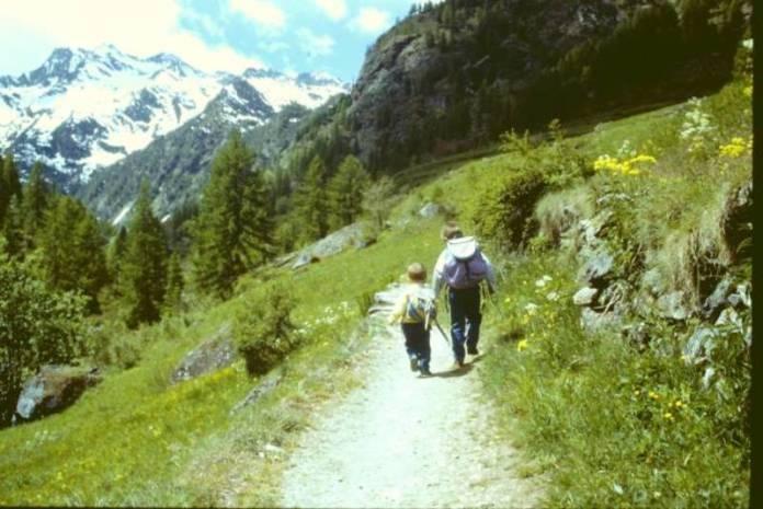 cosa fare in montagna: fare una passeggiata a tema