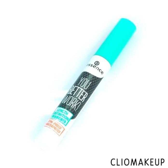 cliomakeup-mascara-essence-migliori-prodotti-recensioni-11-you-better-work-lenght-definition
