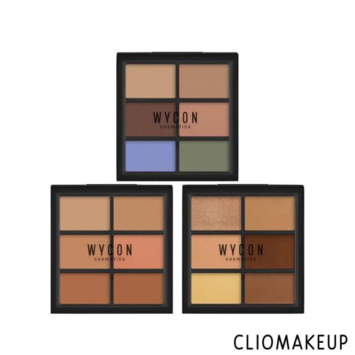 cliomakeup-recensione-correttori-wycon-corrective-concealer-palette-3