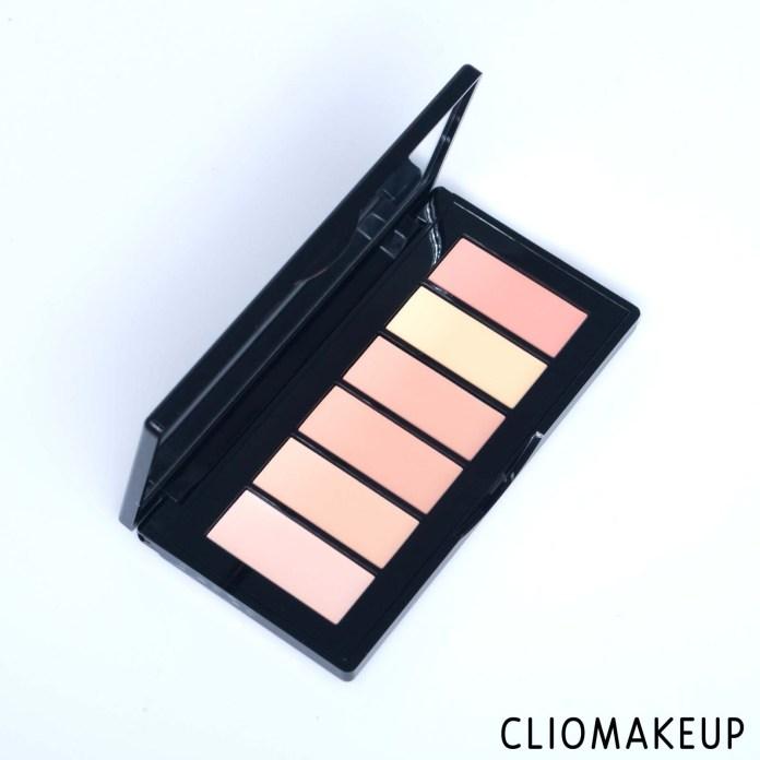 cliomakeup-recensione-palette-correttori-kiko-smart-concealer-palette-4