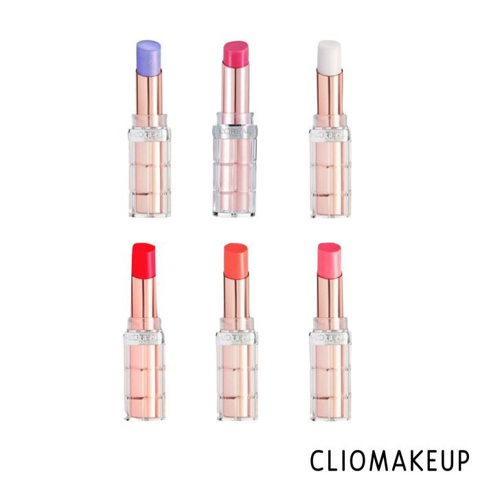 cliomakeup-recensione-rossetti-loreal-color-riche-plump-and-shine-lipstick-3