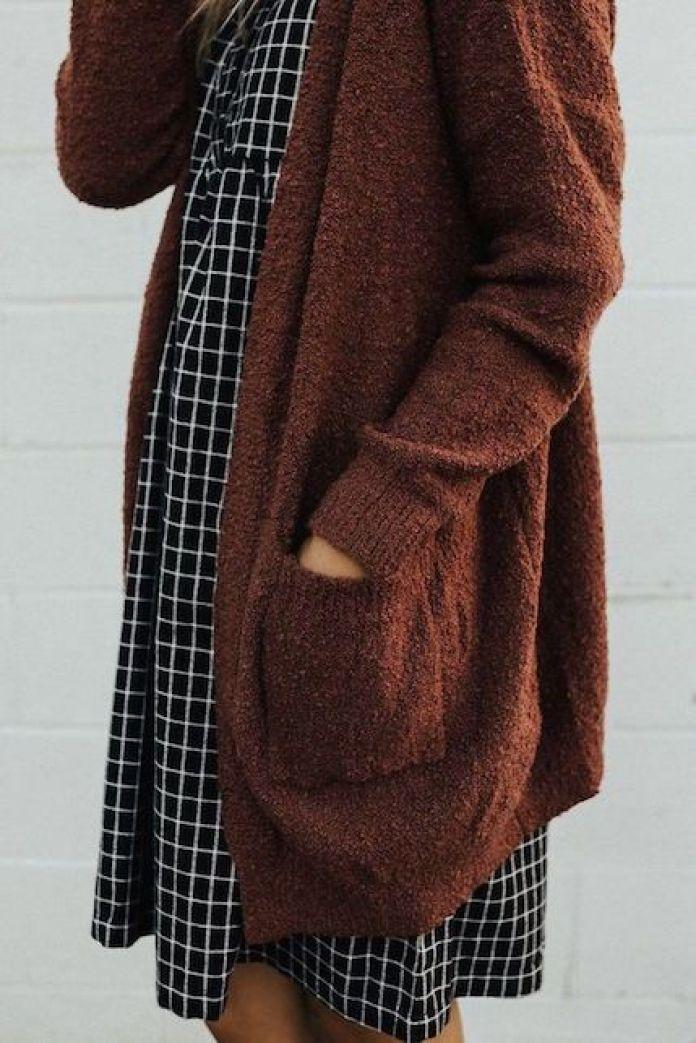 ClioMakeUp-look-universita-5-cardigan-tricot