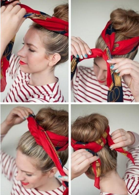 cliomakeup-come-indossare-fascia-capelli-4-nodo-chignon