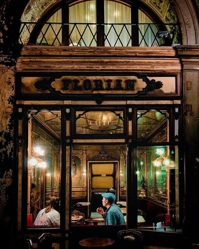 Viaggio a Venezia: il Caffè Florian è attivo dal 1720