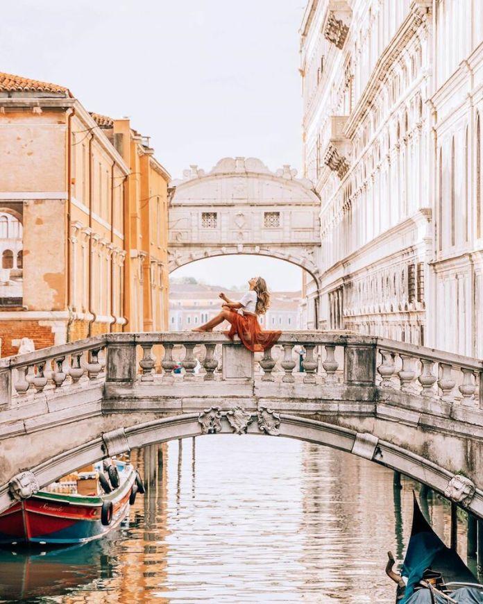 Viaggio a Venezia: il Ponte dei Sospiri è una tappa obbligata