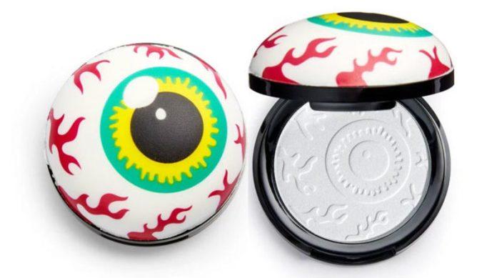Halloween collezioni trucco: illuminante a forma di occhio di Makeup Revolution