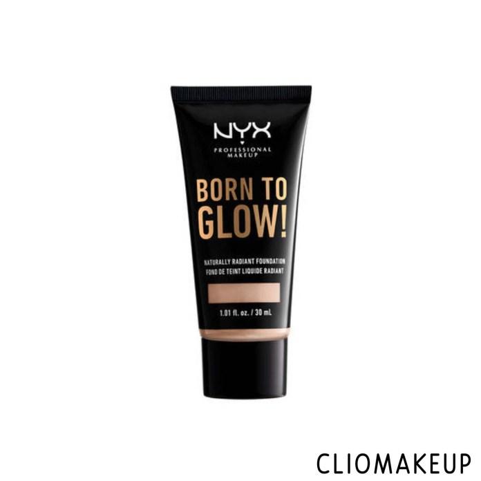 cliomakeup-recensione-fondotinta-nyx-born-to-glow-naturally-radiant-foundation-1