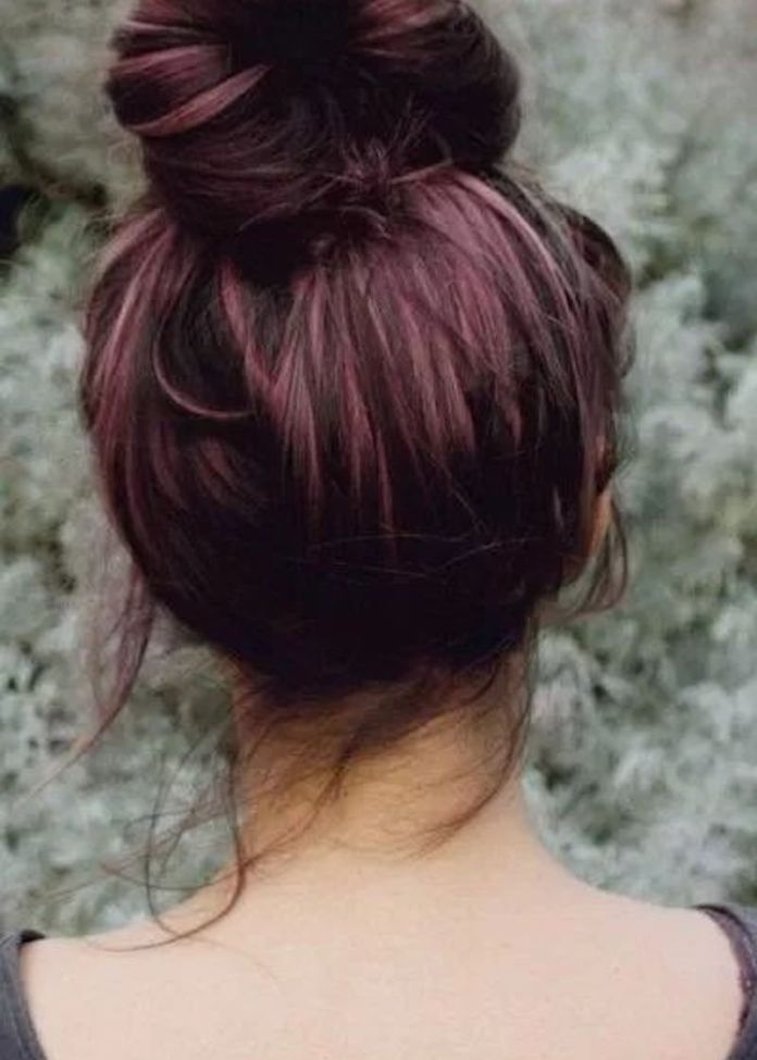 cliomakeup-chocolate-lilac-hair-9-chignon