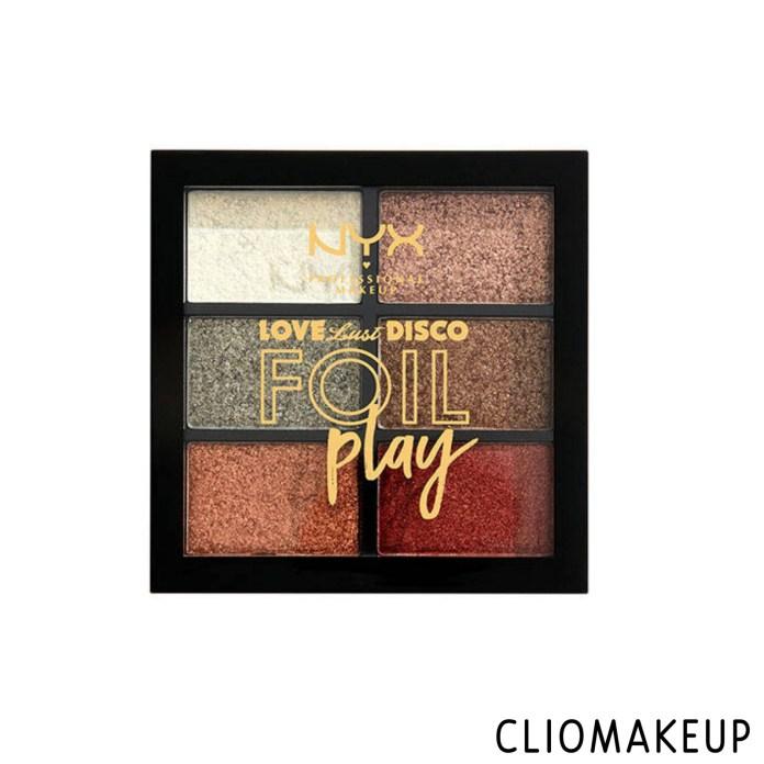 cliomakeup-recensione-palette-nyx-love-lust-disco-foil-play-pigment-palette-1