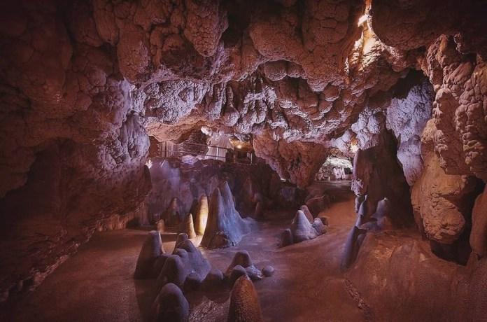 Terme in Italia d'inverno: Grotta Giusti
