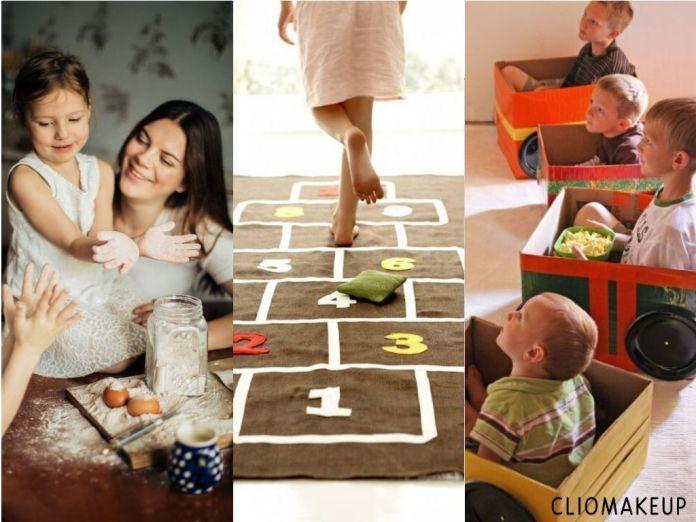 attività da fare con i bambini a casa
