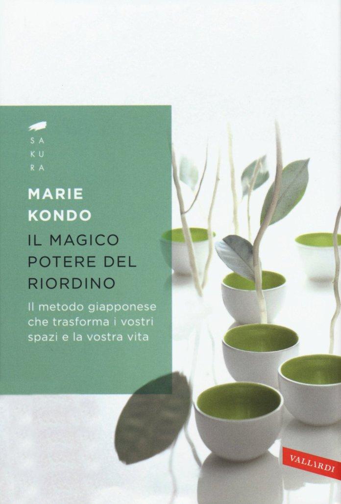 Marie Kondo: Il magico potere del riordino