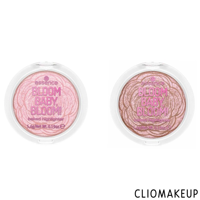 cliomakeup-recensione-illuminante-essence-bloom-baby-bloom-baked-highlighter-3