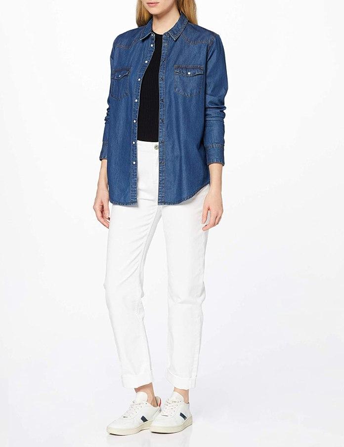 Cliomakeup-look-con-camicia-11-find-jeans
