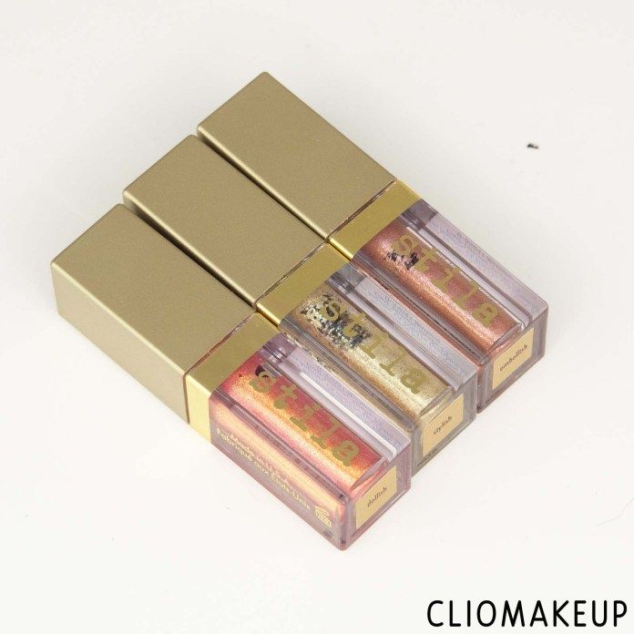 cliomakeup-recensione-ombretti-liquidi-stila-iridescent-glitter-and-glow-eyeshadow-set-4