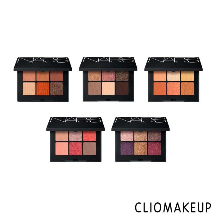 cliomakeup-recensione-palette nars copper voyageur eyeshadow palette-3