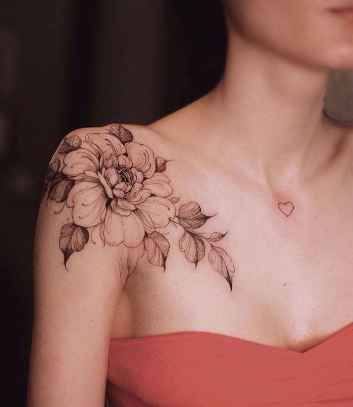 cliomakeup-tatuaggi-femminili-18-fiori-cuore