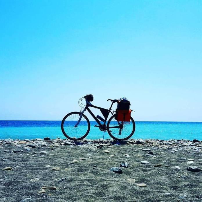 viaggi e vacanze post quarantena: viaggio in bici
