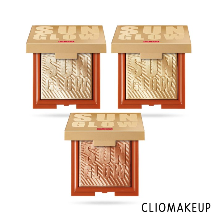 cliomakeup-recensione-illuminanti-pupa-sun-glow-compact-highlighter-3