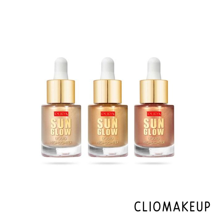 cliomakeup-recensione-illuminanti-pups-sun-glow-liquid-highlighter-3