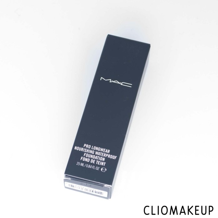cliomakeup-recensione-fondotinta-mac-fondotinta-pro-longwear-nourishing-waterproof-foundation-2