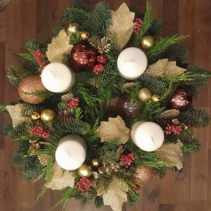cliomakeup-tradizioni-natalizie-teamclio-corona-3