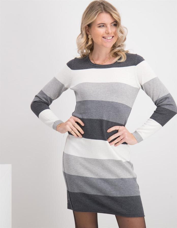 Cliomakeup-look-a-strisce-edc-by-espit-vestito-righe