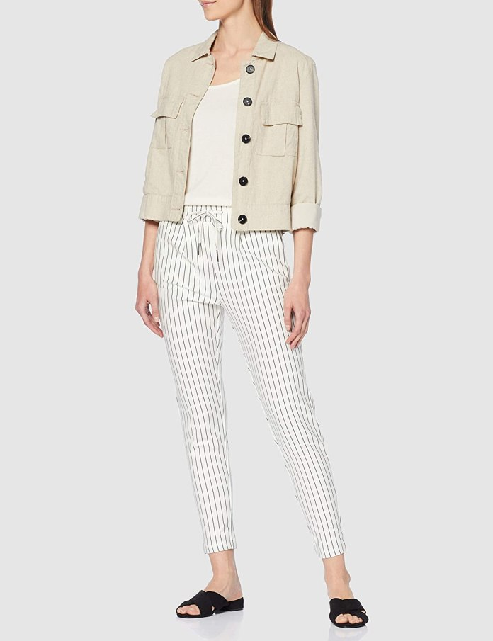 Cliomakeup-look-a-strisce-only-pantaloni-bianchi-a-righe