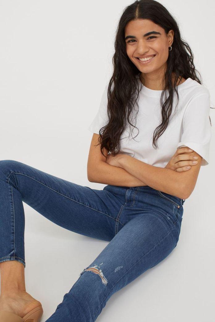 Cliomakeup-jeans-primavera-2021-hm-Shaping-High-Jeans