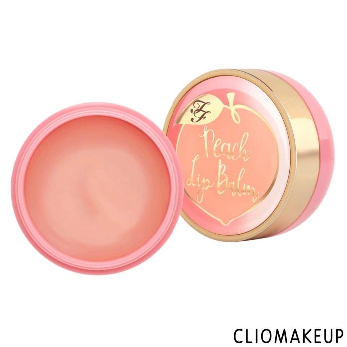 cliomakeup-recensione-balsamo-labbra-too-faced-peach-lip-balm-1