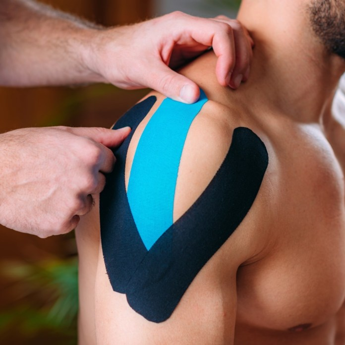 Cliomakeup-face-taping-Kinesio-Taping