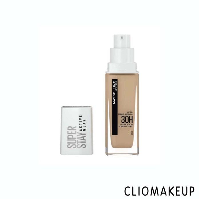 cliomakeup-Recensione-Fondotinta-Maybelline-Super-Stay-Active-Wear-Foundation-1