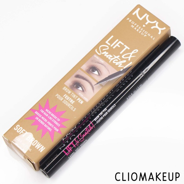 cliomakeup-Recensione Penna Sopracciglia-NYX-Lift-E-Snatch-Brow-Tint-Pen-4