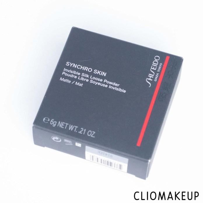 cliomakeup-recensione-cipria-shiseido-synchro-skin-invisible-silk-loose-powder-2