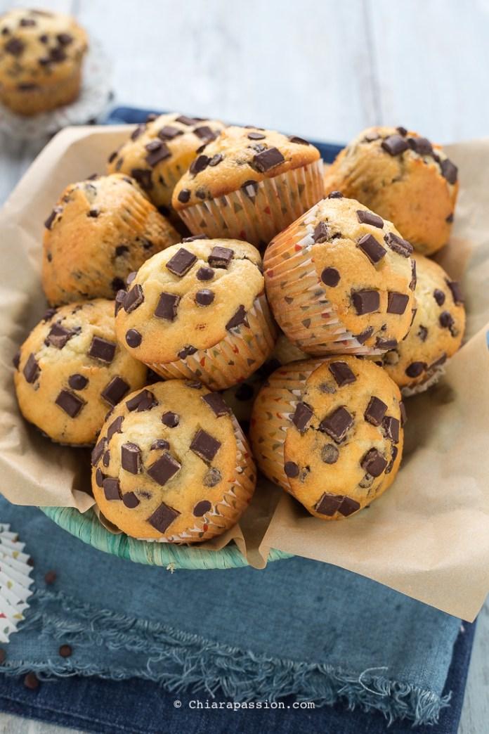cliomakeup-ricetta-muffin-con-gocce-di-cioccolato-chiara-passion