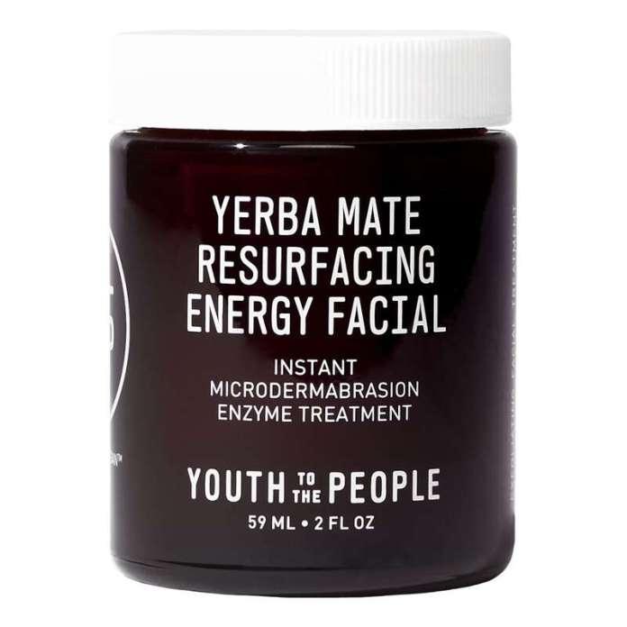cliomakeup-skincare-primavera-2021-yerba-mate-resurfacing-energy-facial