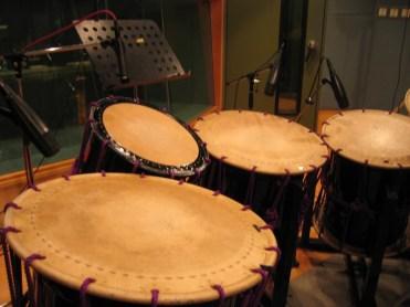和太鼓レコーディング