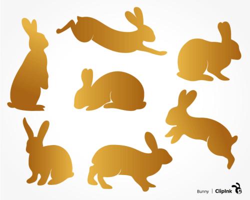 rabbit svg