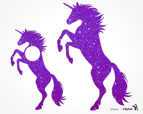 unicorn glitter