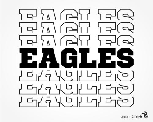 eagles svg