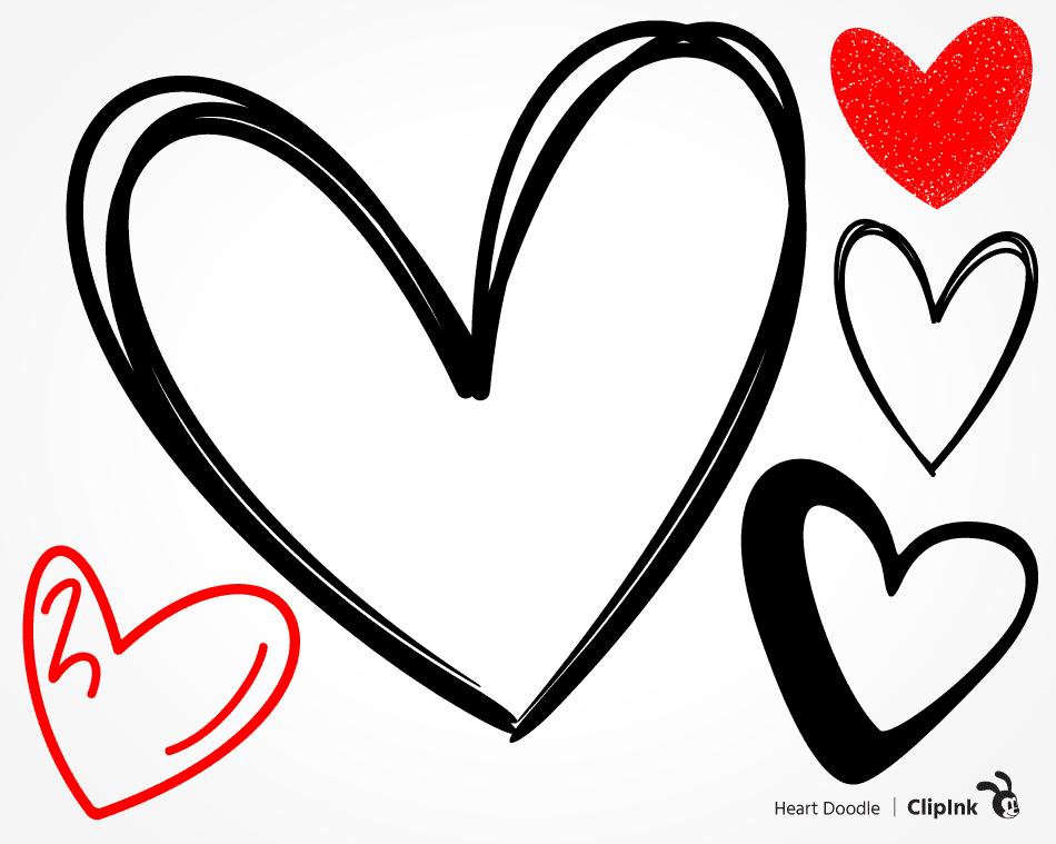 Download Heart drawing png, Love doodle svg   svg, png, eps, dxf ...