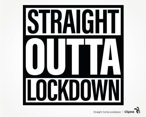 lockdown svg