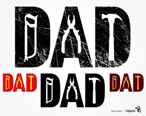 dad tools svg