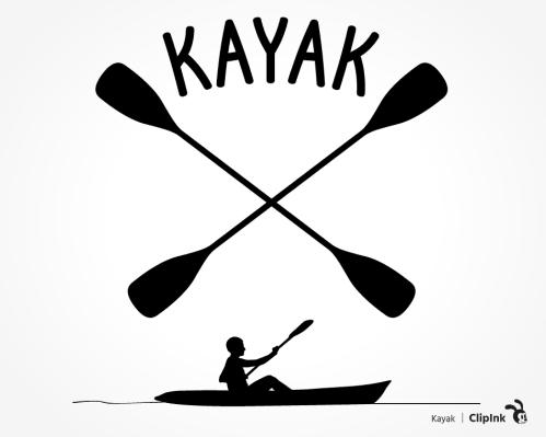 kayak svg