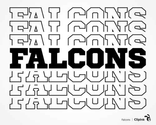 falcons svg