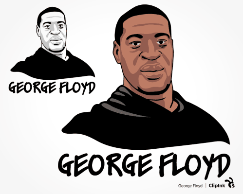 George Floyd svg