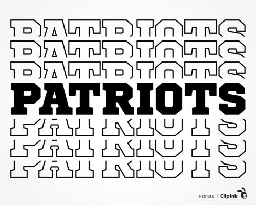 patriots svg
