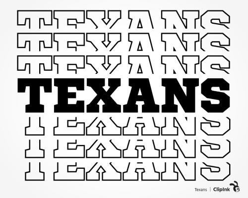 texans svg