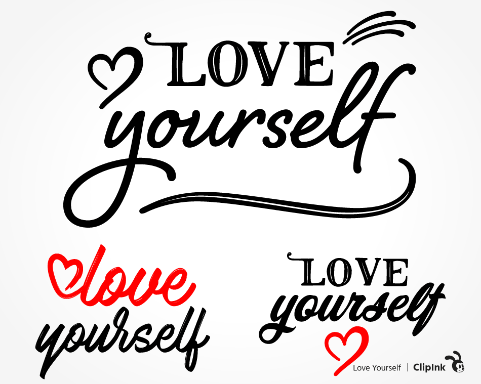 Download Love yourself svg, self affirmation saying   svg, png, eps ...
