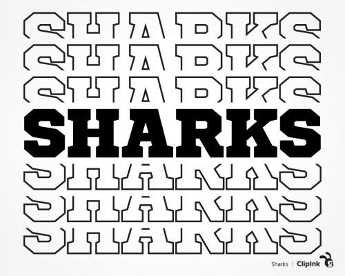sharks svg